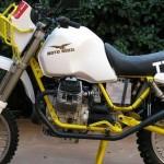 Guzzi V65 TTR (tutto terreno racing)