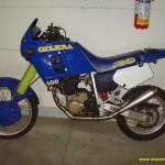 GILERA RC600 Pronto Corsa