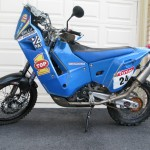 2009 KTM 690 RFR (RALLY FACTORY REPLICA)