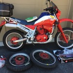 1984 Honda xlv 750r for sale