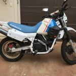 1985 Cagiva elefant for sale